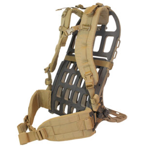 Large Pack Rabbit Exo-Frame with Backcountry Harness Set
